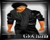 Glo* LayeredSilkScarf~Bl