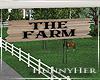 H. The Farm Sign
