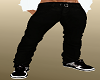 Black Mens Pants