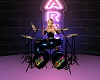 Drum animated +sound trg