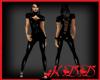 KyD Black Sass PVC BdSt