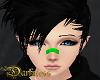 Nose Green Bandage