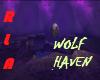 [RLA]WOLF HAVEN