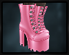 \/ Candy Boots
