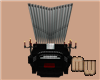 Vampire Pipe Organ