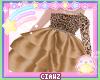 🌹 Kid Cheetah Dress