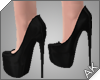 ~AK~ Fall Heels: Coal