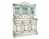 Cottage dish cabinet