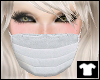 White Medical Mask