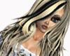-V- Blonde/Raven Beni