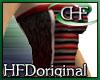 HFD Ribs & Spots Strawbe