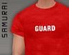 #S Pantona Tee #Guard
