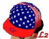American Girl Flip Cap