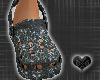 *CROCS Grey DiamondShoes