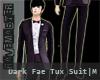 *Dark Fae Tux Suit|M