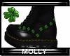 Shamrock boots