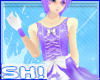Sh! Magical Boy~ Purple.