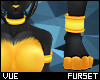 V ♥ Anu Cuffs Fem