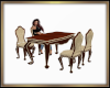Victorian Dining Set