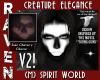 M SPIRIT WORLD SKIN V2!