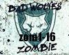 Zombie BW