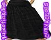 CL*black flowing skirt