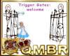 QMBR Wonderland Gates
