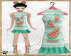 Kid Watermelon Dress