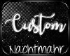 !N! Horde Custom