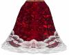 Red  Epik Long Skirt CS