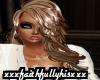 Selia Blonde Highlights