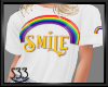 Rainbow Smile Top