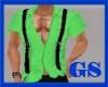"""""""GS"""" OLD SHIRT #6 DRV"""