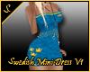 S. Swedish Mini Dress v1