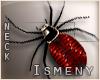 [Is] Spider Neck Pet