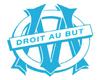 OM floor logo soccer