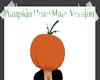 Pumpkin Head Male Ver
