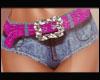 XXL Pink Short