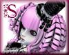 Sayoko Pink Lolita Hair