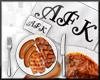 AFK food v5 Headsign