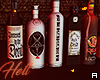 ϟ. Hell Themed Bottles