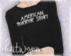 ahs cropped sweater