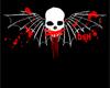 Flying Skull Tee (mens)