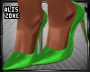 [AZ] Pear Basic Heels