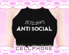 anti-social ❤