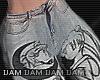 UNCLEDONJM jeans F