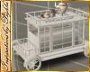 I~Ivory China Cart