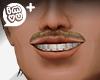 Mustache Blonde