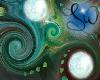 [SW]Turquoise Swirls BG