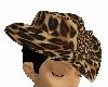 leopard cowboy hat